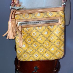 Dooney & Bourke authentic crossbody bag